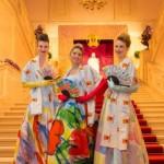 Hausbrandt Ambassadors Yuliya, Barbara, Stefanie