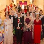 Hausbrandt guests, Martino Zanetti, italian ambassador Giorgio Marrapodi