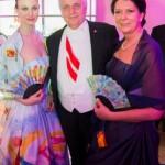 Rudolf und Karin Hundstorfer Hausbrandt Lounge Kaffeesiederball 2016